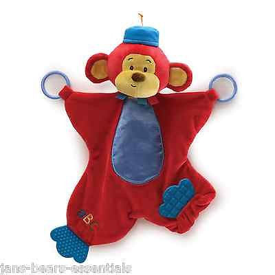 Baby Gund - Colorfun Circus - Monkers Monkey Activity Blanket