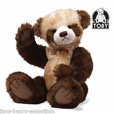 Gund - Ronaldo, Jointed Panda Bear - 15""