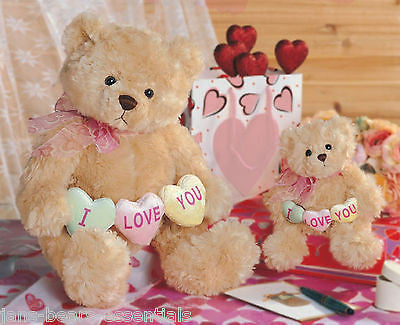 Gund - Candy Hearts - 12""