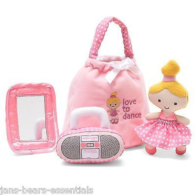 Baby Gund - Love to Dance Playset