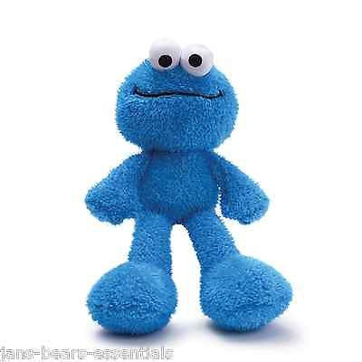 Gund - Sesame Street - Cookie Monster, Floppy Body Style - 15""