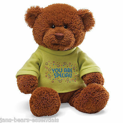 Gund - T-Shirt Bear - You are Special - 12""