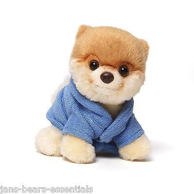 Gund - Itty Bitty Boo in Bathrobe  - 5""