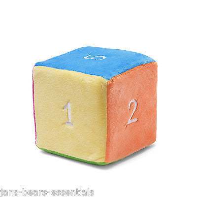 Baby Gund - Brights - Colorfun Block - 5""