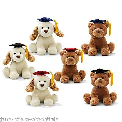 Gund - Graduation Sound Toys - 5""