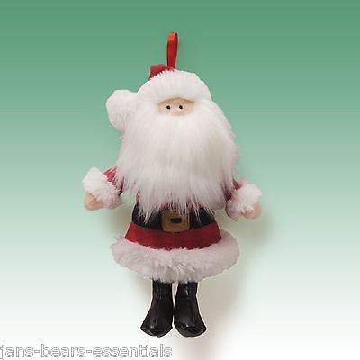Gund - Saint Nick Musical Ornament - 7""