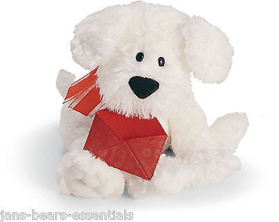 Gund - Love Note Dog - 8.5""