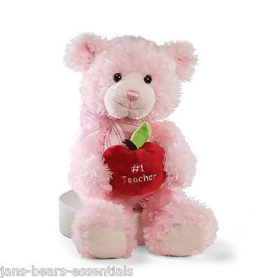 Gund - Teacher Message Bear - 10""