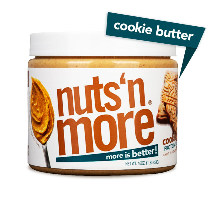 Protein Spread (16 oz) - Cookie Butter