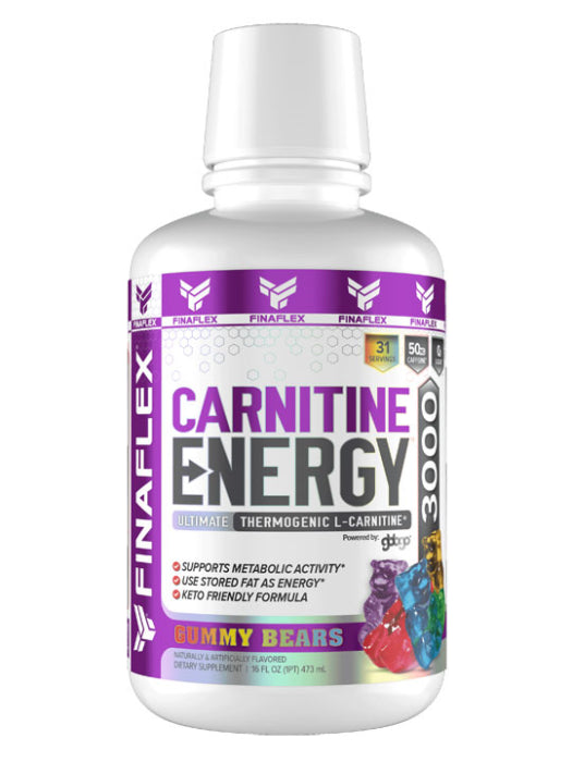 Carnitine Energy 3000 (16 Oz) - Gummy Bear