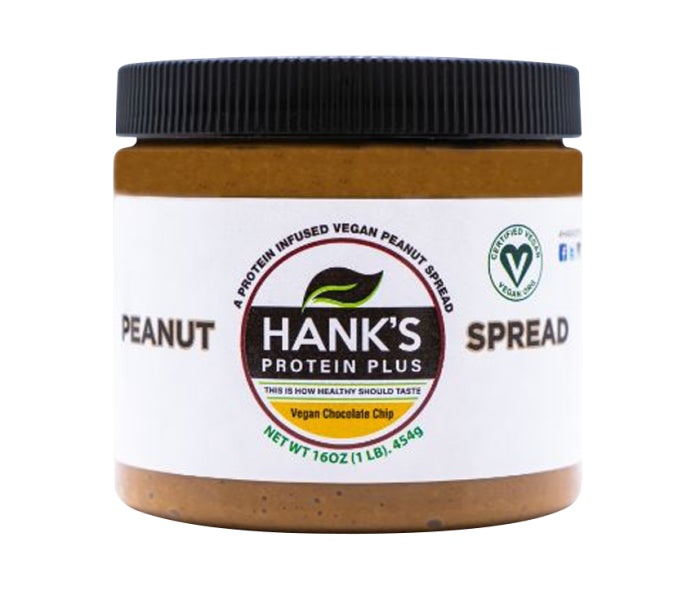Vegan PB Spread (16 oz) - Chocolate Chip