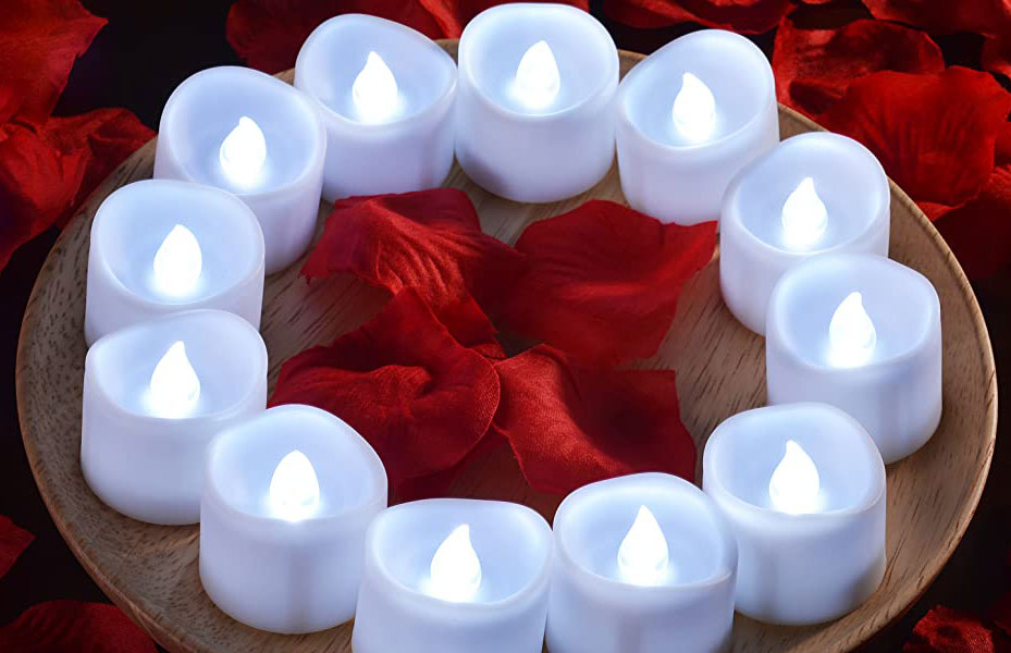 Flameless LED Battery Operated Candles