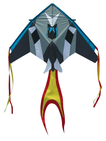 "Skydog Kites - 48"" Bomber Best Flier - Smooth Wind Kites - 1"