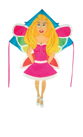 "Skydog Kites - 48"" Fairy Princess Best Flier - Smooth Wind Kites - 1"
