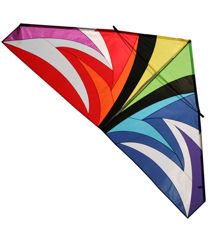 Skydog Kites - 7' Sunrise Delta - Smooth Wind Kites - 1