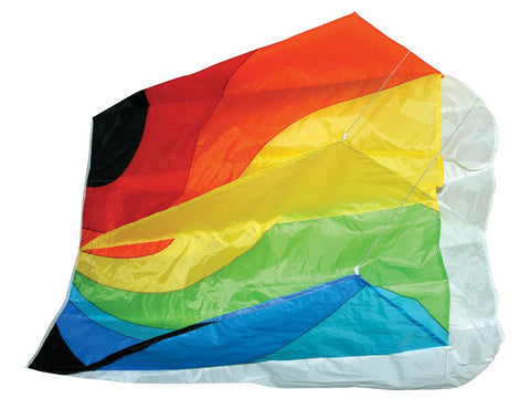 Skydog Kites - Rainbow Para - Smooth Wind Kites - 1