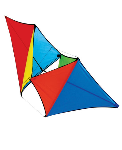 "Skydog Kites - 50"" Sky Surfer Box - Smooth Wind Kites - 1"