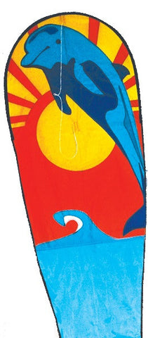 Skydog Kites - 20' Dolphin Dragon - Smooth Wind Kites - 1