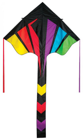 Skydog Kites - 10' Spectrum Best Flier - Smooth Wind Kites - 1
