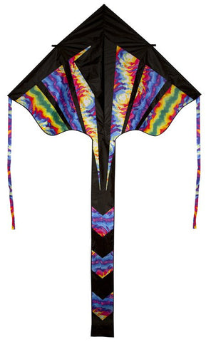 Skydog Kites - 10' Tie-Dye Best Flier - Smooth Wind Kites - 1