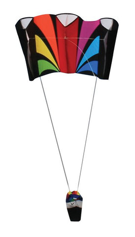 Skydog Kites - Rainbow Dbl Lifter Sled 30 - Smooth Wind Kites