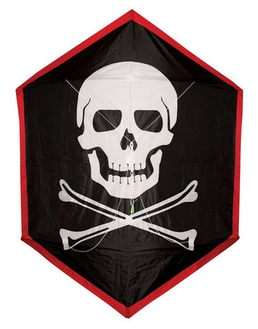 Skydog Kites - 7' Pirate Rok - Smooth Wind Kites - 1