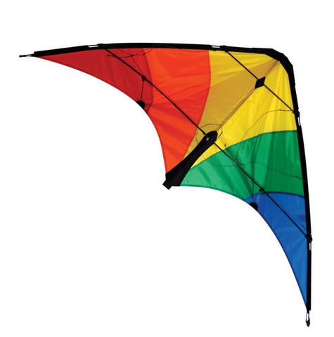 Skydog Kites - Learn to Fly Rainbow - Smooth Wind Kites - 1