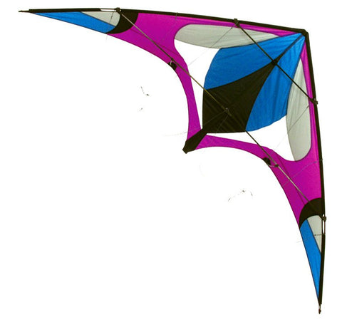 Skydog Kites - Freebird Purple - Smooth Wind Kites - 1
