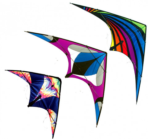 Crazy 'bout Stunt Kites - Smooth Wind Kites - 1