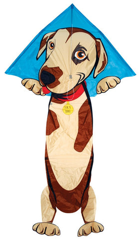 "Skydog Kites - 48"" Puppy Best Flier - Smooth Wind Kites - 1"