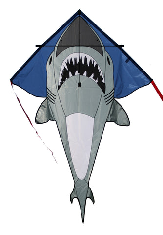 "Skydog Kites - 48"" Shark Best Flier - Smooth Wind Kites - 1"