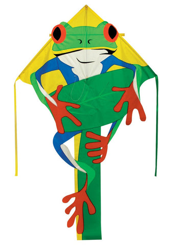 "Skydog Kites - 48"" Tree Frog Best Flier - Smooth Wind Kites - 1"