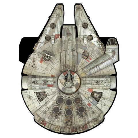 Star Wars Deluxe Nylon Kite - Millennium Falcon™ - Smooth Wind Kites