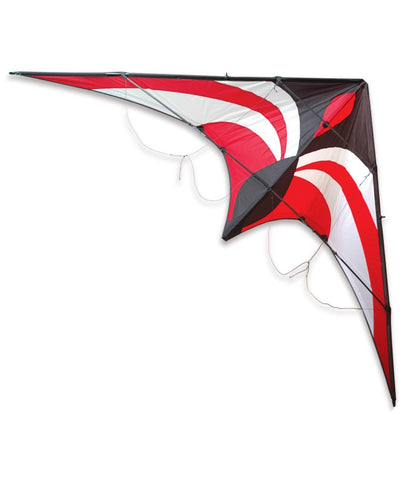 Premier Kites - Widow NG Red/Black - Smooth Wind Kites