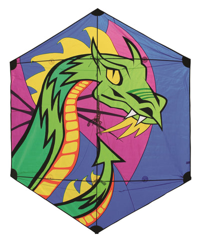 Skydog Kites - 7' Dragon Rok - Smooth Wind Kites - 1