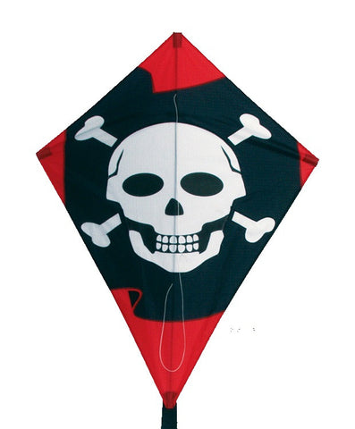 "Skydog Kites - 26"" Pirate Diamond - Smooth Wind Kites - 1"