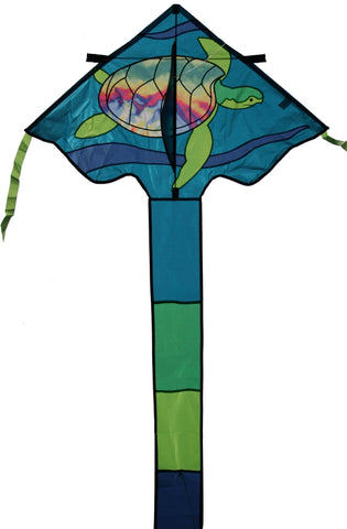 "Skydog Kites - 33"" Turtle Best Flier - Smooth Wind Kites - 1"