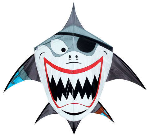 Skydog Kites - Pirate Shark - Smooth Wind Kites - 1