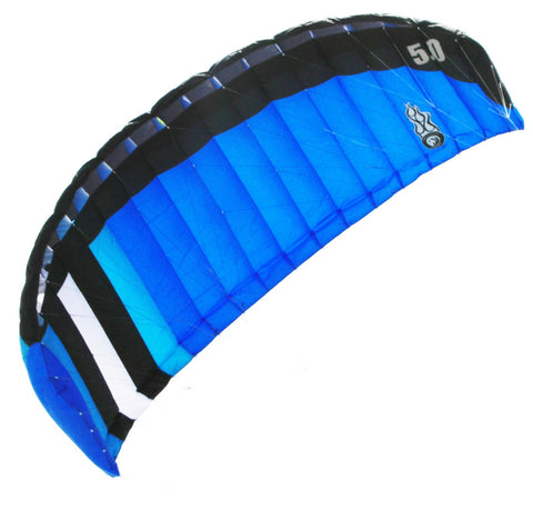 Skydog Kites - PowerFoil 5.0 (Free Kite Offer) - Smooth Wind Kites - 1