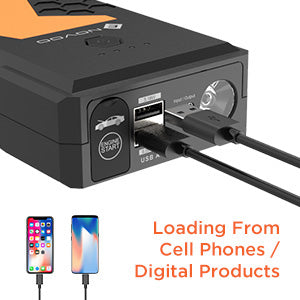 Support Charging Phones and Digital Products