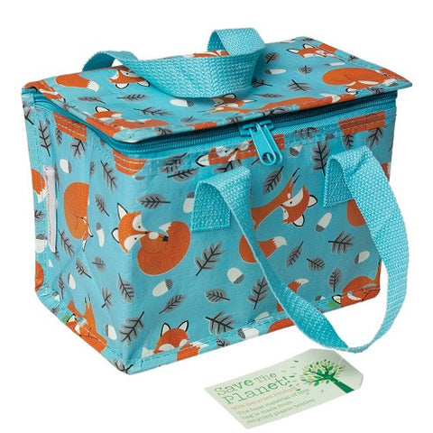 RUSTY FOX LUNCH BAG