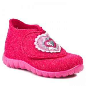 SUPERFIT SLIPPERS HEARTS
