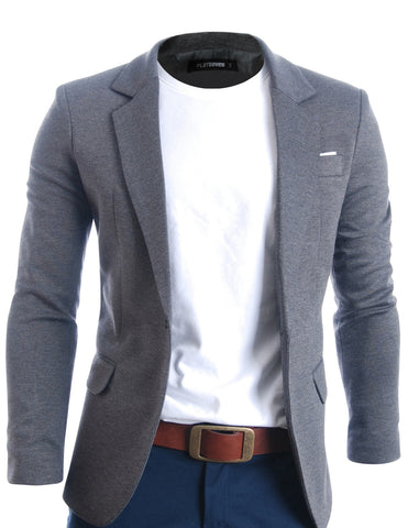 Mens Casual Premium Blazer Jacket (BJ102)