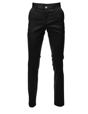 Mens Slim Fit Chino Pants Trouser Premium Cotton (CH101)