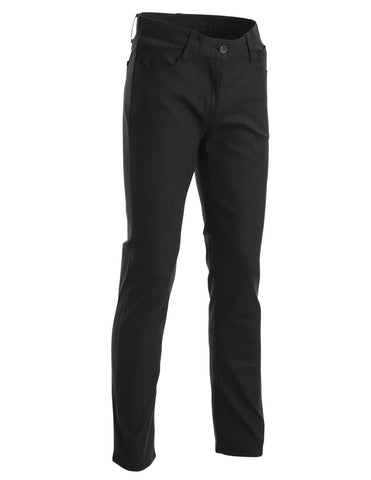Mens Slim Fit Flat Front 5 Pocket Casual Twill Chino Pants Trousers (CH2000)