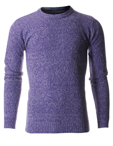 Men's Premium Casual Knitted Pullover Crew Neck Sweater (SW400)