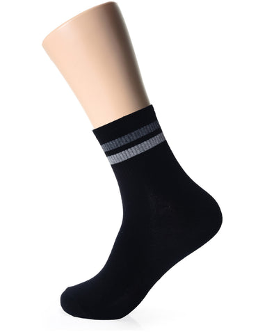 Mens Fashion Casual Dress Socks (XM1001A)