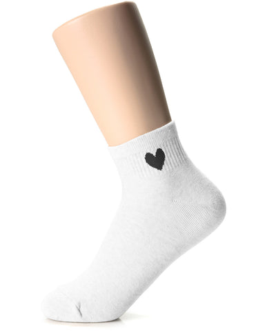 Womens Fashion Cute Casual Dress Socks (XWM1001E)