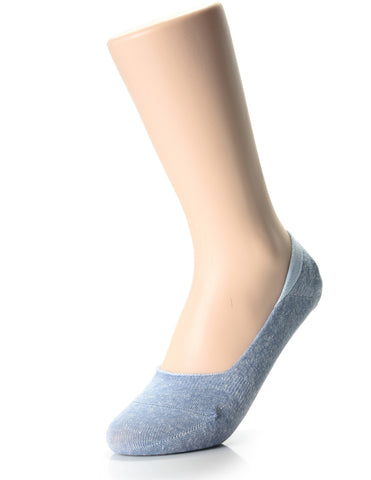 Womens Casual Dress No Show Socks (XWS1001O)