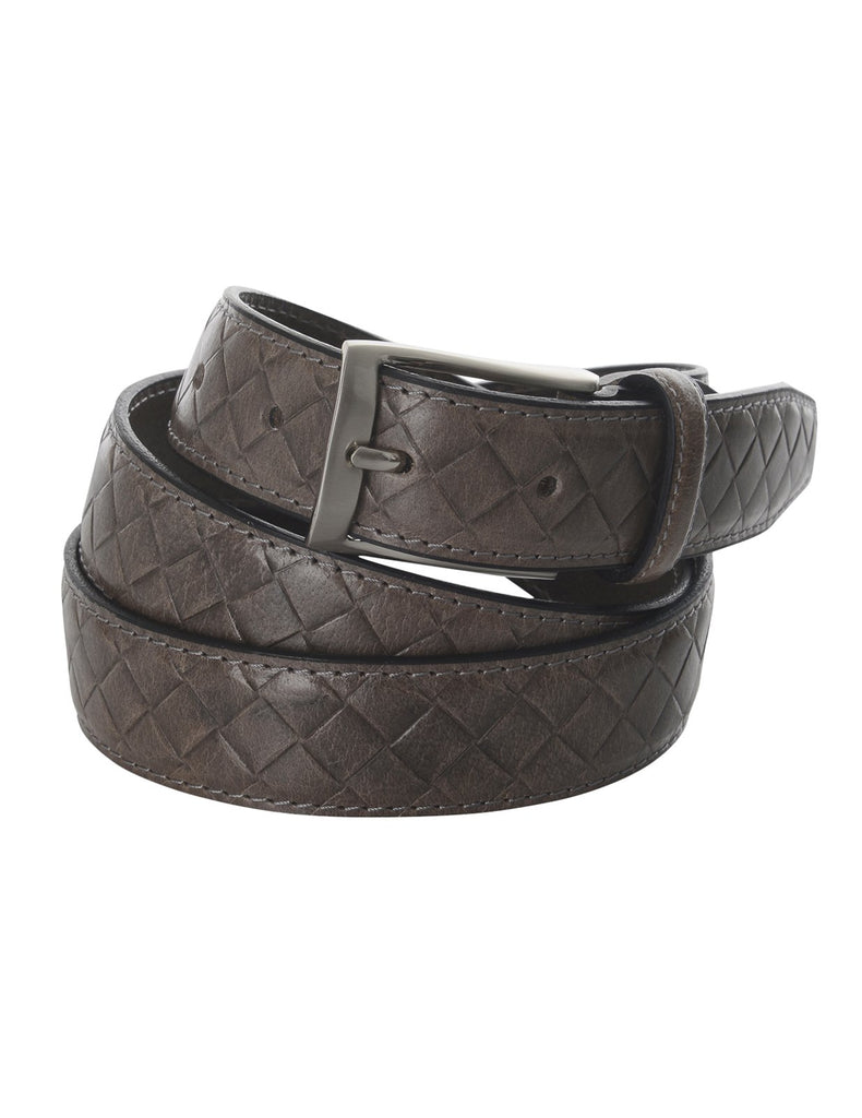 Mens Casual Genuine Bonded Leather Belt (Y424)